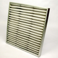 Pleated Panel Filter